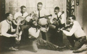 Clifford Hayes & Earl Macdonald's Louisvelle Jug-Band
