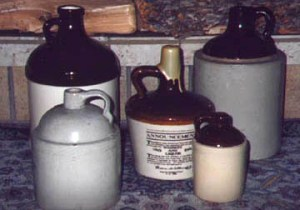 Whiskey Jugs