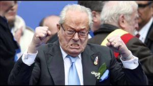 Jean-Marie Le Pen_French Fascist