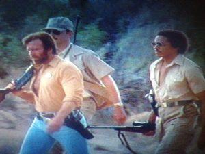 Attacking 20-30 Gun Smugglers