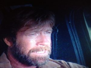 Chuck Norris on a Mission of Rage