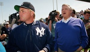 Buck Showalter & Boss Steinbrenner