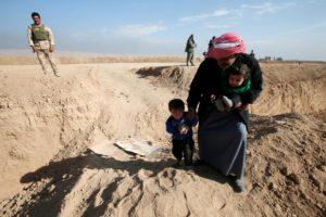 Inhumanity. REUTERS/Azad Lashkari