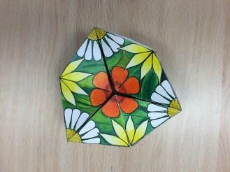 calidociclo hexagonal por Leire González, 4 ESO