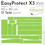 Paint-protection film for VANMOOF X3 – EasyProtect