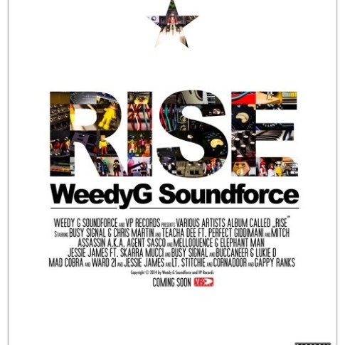 Rise Weedjy SOundforce