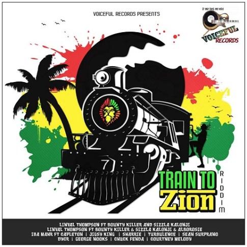 Train2ZionRiddim