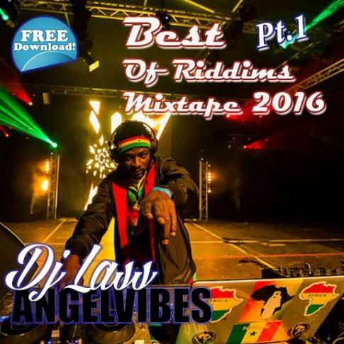 Best of Riddim Mixtape part 1