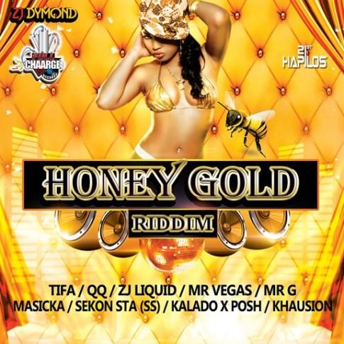 HoneyGoldRiddim