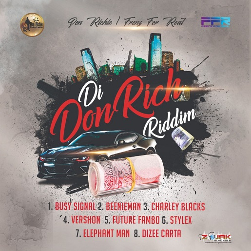 You Rich girl riddim