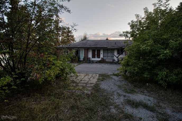 Abandoned Ontario House