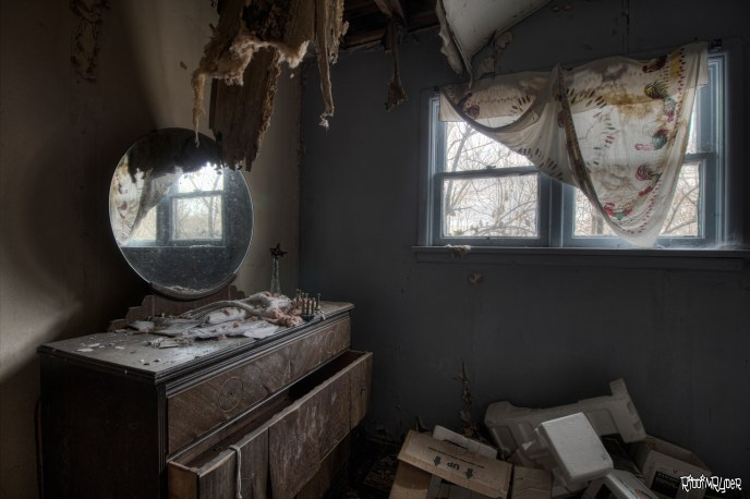 Abandoned Decaying Time Capsule