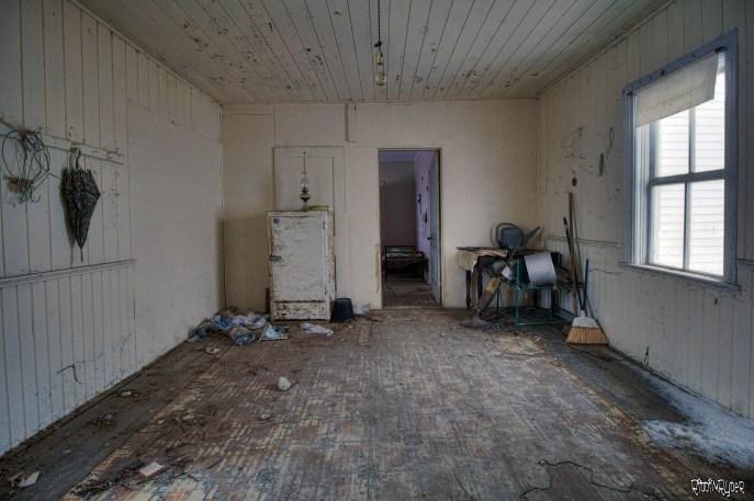 Abandoned Time Capsule Farm House