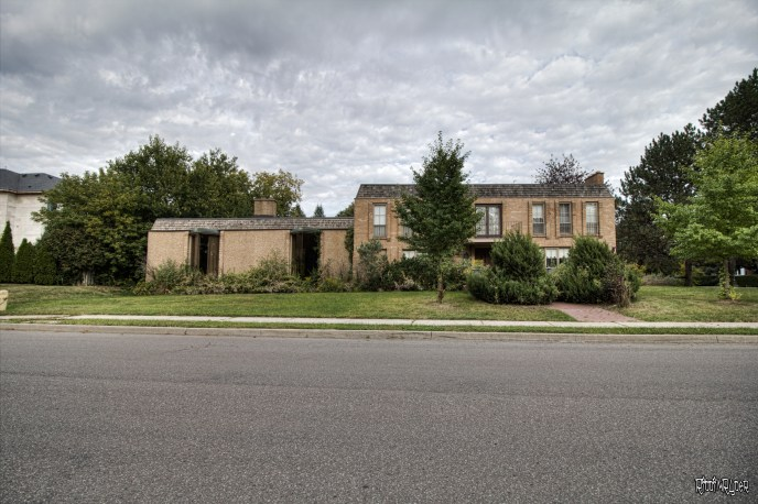 Vacant Party Mansion