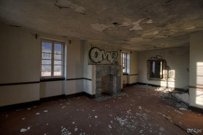 Abandoned St. Paul's Abbey
