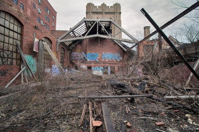decayed gymnasium