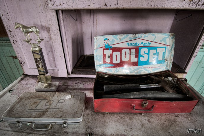 vintagew tool set