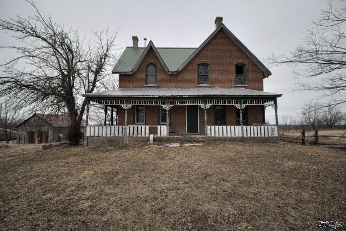 Ontario abandoned farm