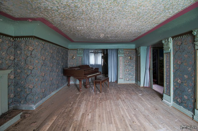 Castle Living Room