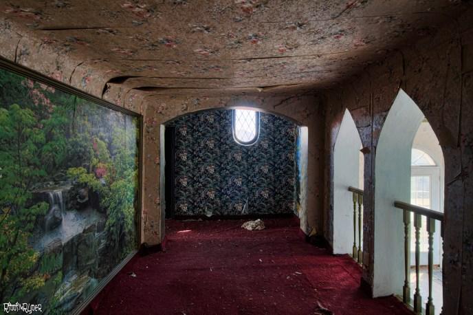 Weird room