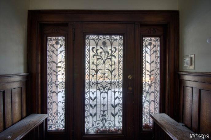 Mansion Front Door