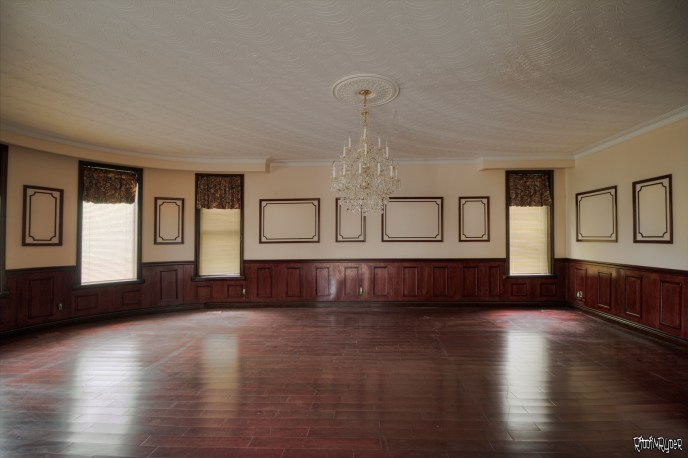 Abandoned $8 Million Custom Mansion