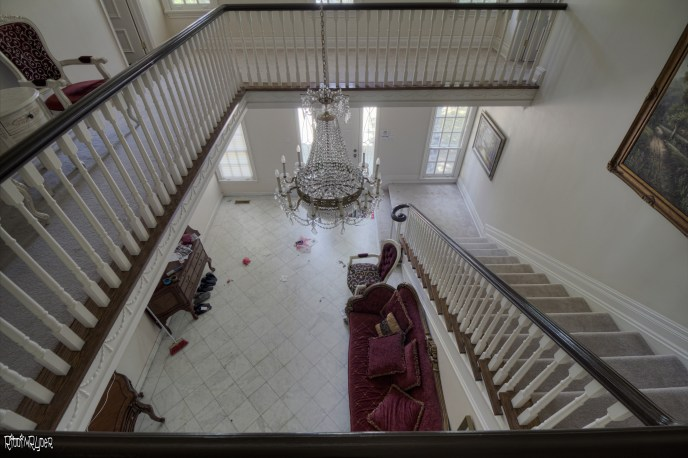 Beautiful Abandoned Colonial Mansion