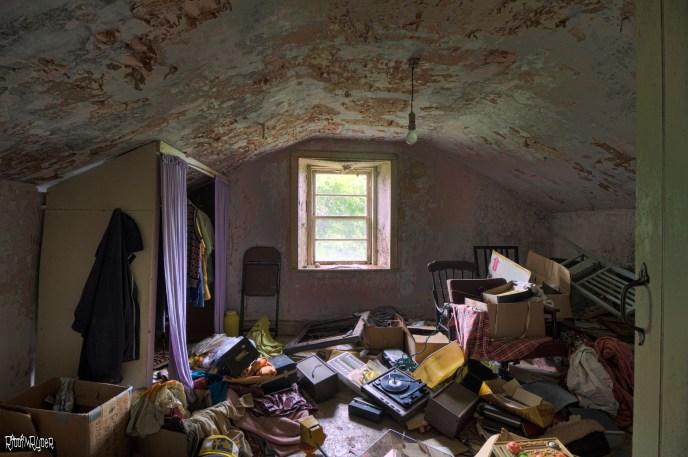 Stone House Bedroom