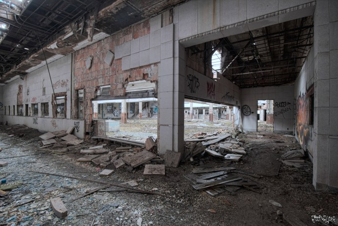 Decayed Post Office