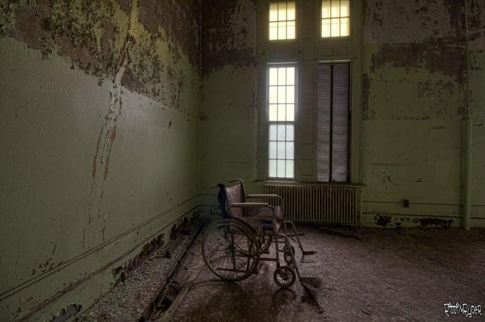 State Hospital Classroom