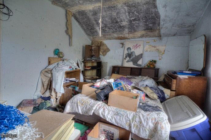 Dirty Dacing Bedroom