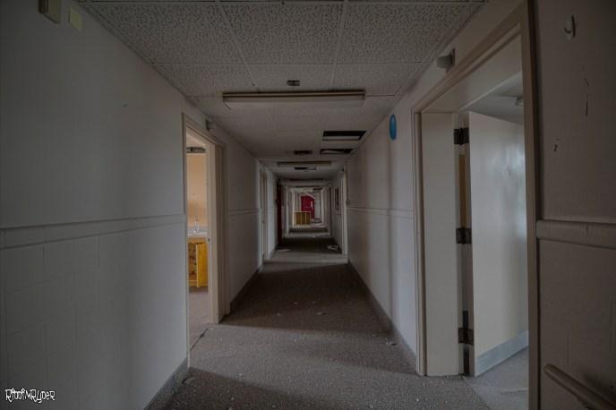 Abandoned coridor