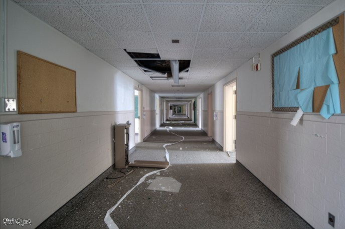 Abandoned Chedoke Hospital