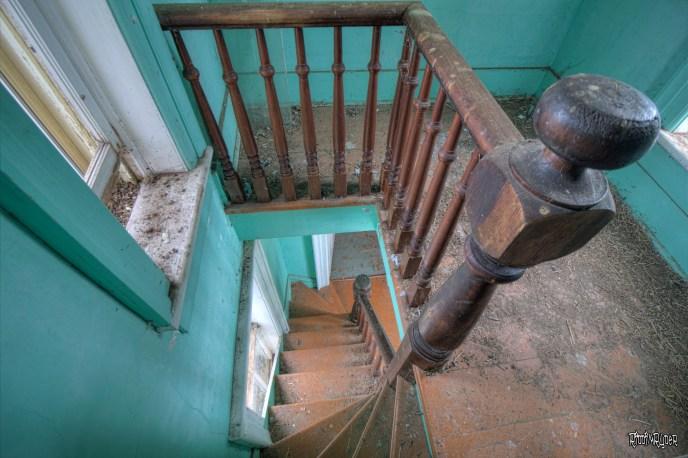 Addams Family Abandoned House