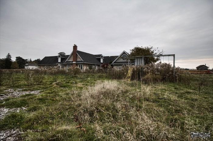 Abandoned Ranch Mansion