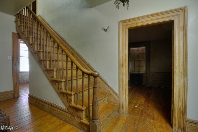 Homestead Staircase