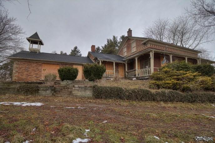 Abandoned 1860s Homestead