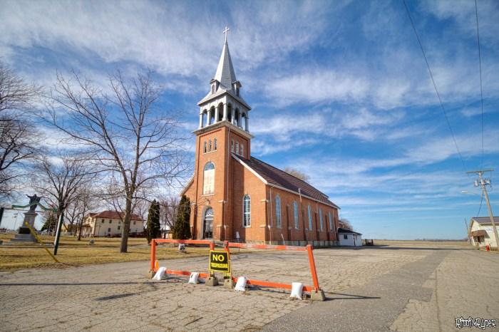 Abandoned 1800s Church