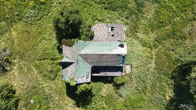 Abandoned Drone Photography