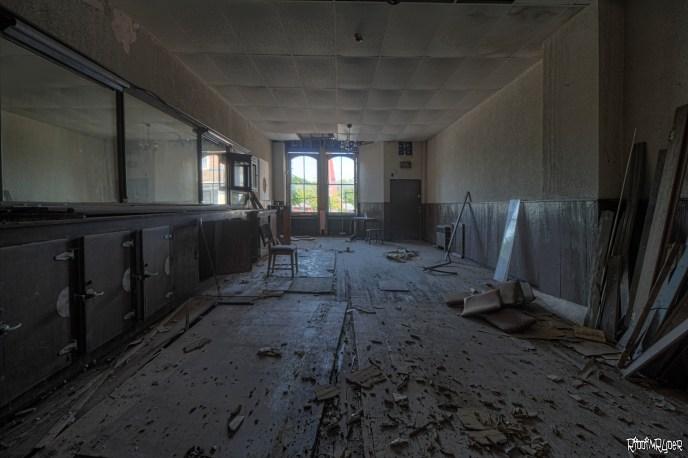 Abandoned Saloon