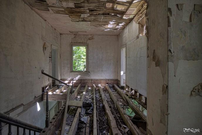 Missing Floors