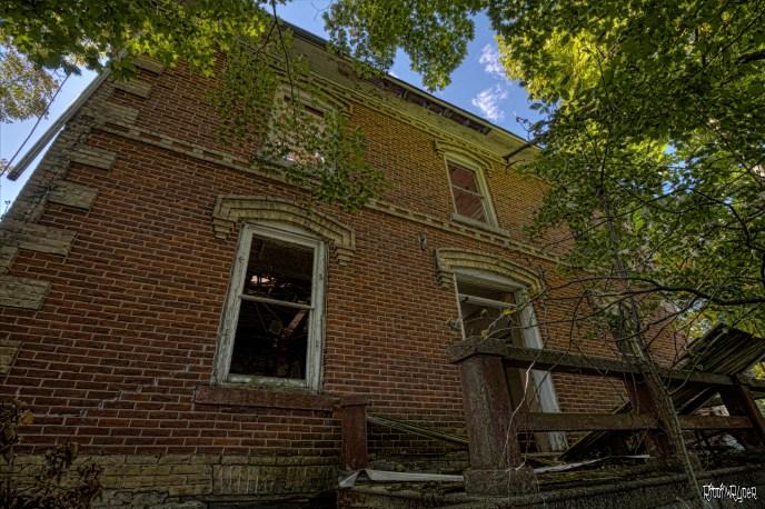 Dangerous Abandoned House