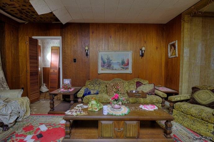 Time Capsule Living Room