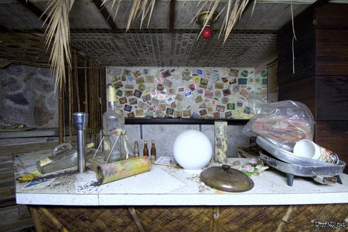 Basement Tiki Bar