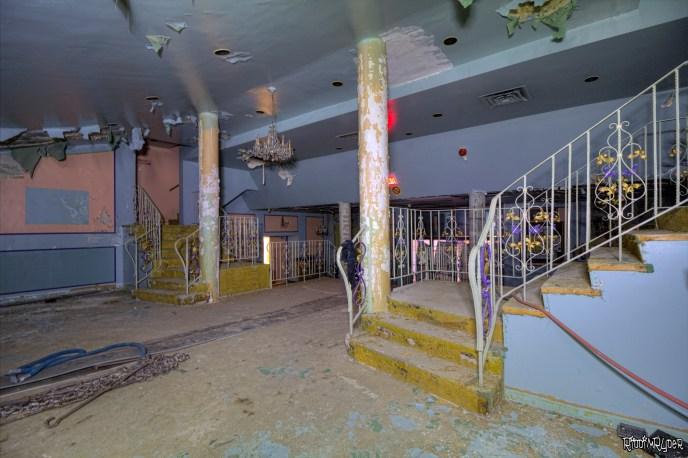 Historic Theatre Lobby