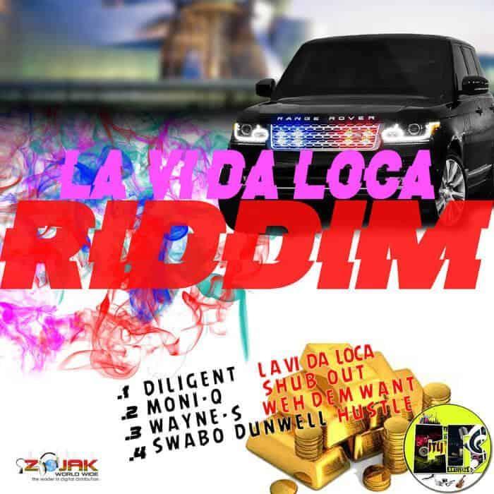 LA VIDA LOCA RIDDIM - DRAYCITY RECORDS