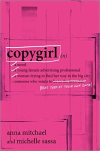 Copygirl - Book Review