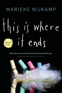 This Is Where It Ends - Book Review