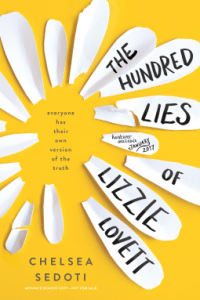 The Hundred Lies of Lizzie Lovett - Book Review