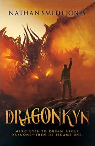 Dragonkyn - Blog Tour and Book Review